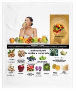 Alimentos que ayudan a mejorar tu memoria