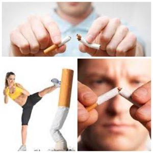 Dejar el cigarrillo